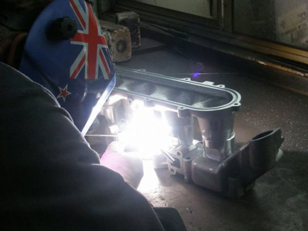 Engine Welding
